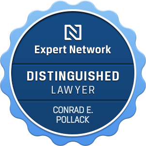 Conrad Pollack - Expert Network Distinguished Lawyer